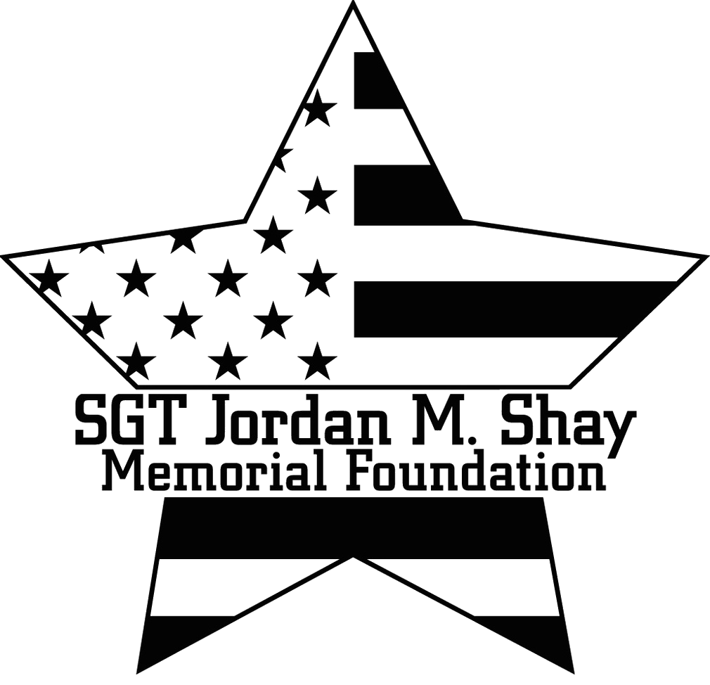 SGT Jordan M. Shay Memorial Foundation Logo